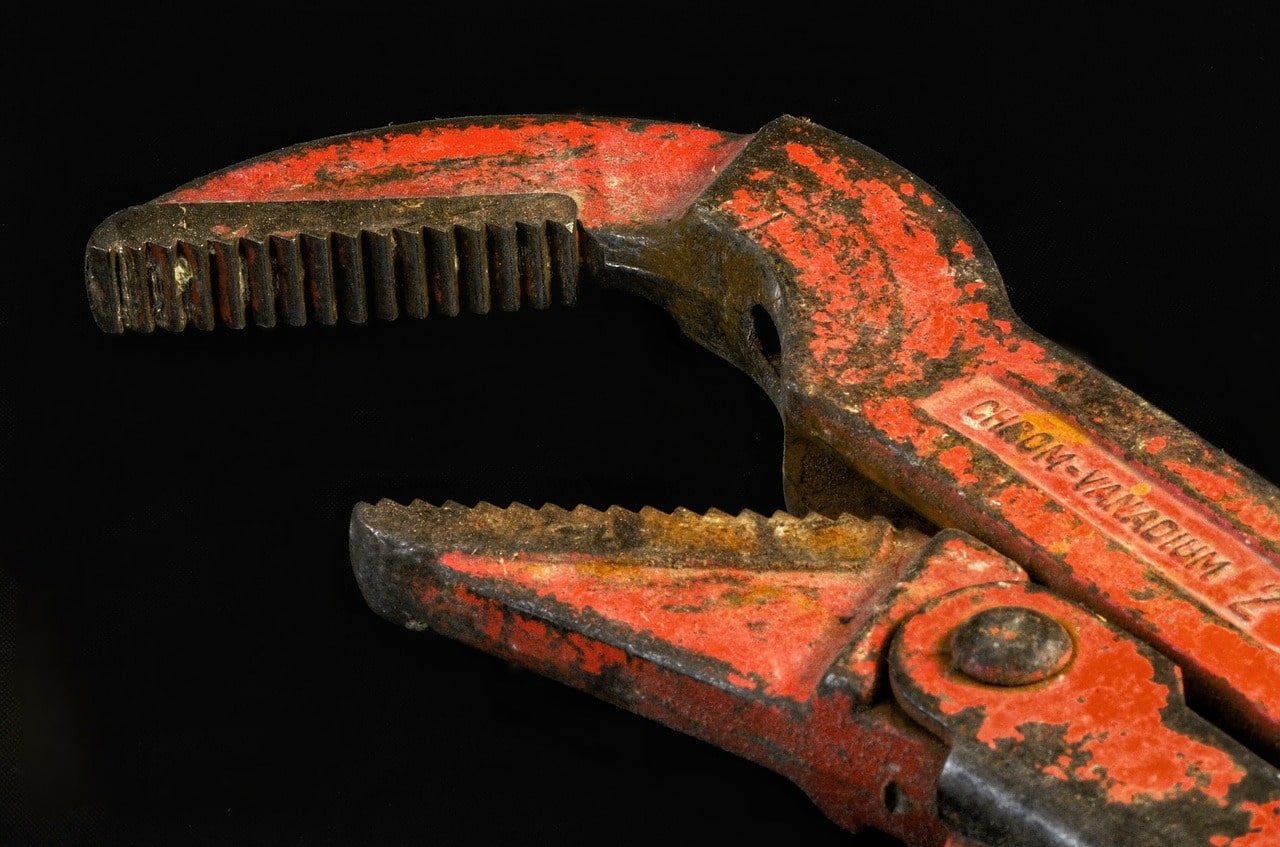 Pipe wrench in Zoetermeer